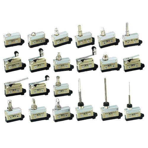 MN Series Mini Enclosed Limit Switches