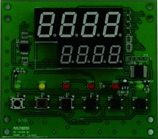 Temperature Controller MC-2038