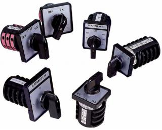 MCJ Series Cam Switch