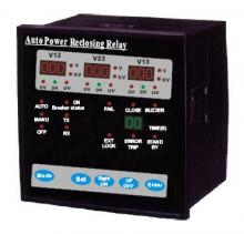 APR Series Auto-Power Reclosing Relay